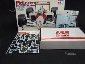 Kit McLaren MP4/4 Tamiya 1:20 + super detail set