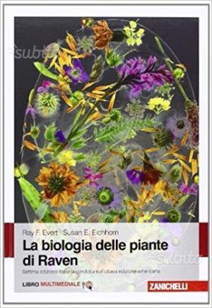 La biologia delle piante di Raven
