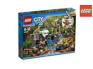 Lego city sito esplorazione giungla