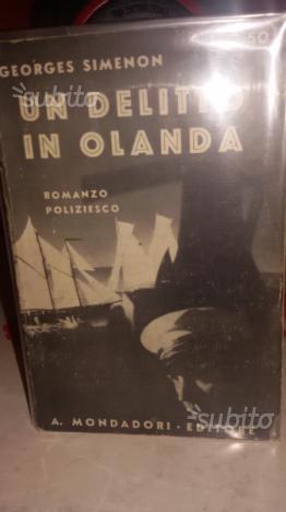 Libri di Simenon Maigret anni