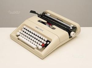 Macchina da Scrivere - Olivetti Lettera 35