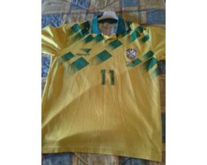 "Maglia brasile futsal #11 ""djacir"" espana '96"