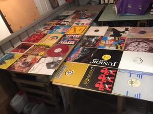 Mixage mix disco sting technotronic LP 33 giri vinile lotto