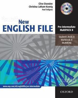 New English File pre-intermediate multipack B stud