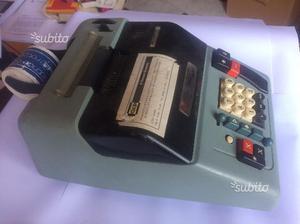 Olivetti Multisumma 22 - VINTAGE