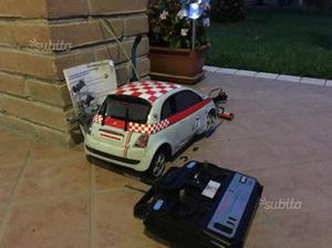 RadioKontrol Macchina motore a scoppio FIATWD