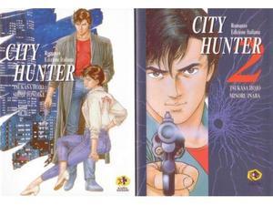 Romanzi City hunter