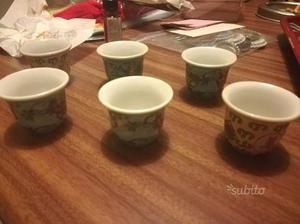 Serie limitata bicchieri da saké
