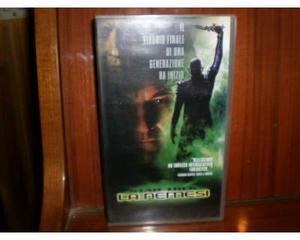 Star Trek La Nemesi in VHS Originale