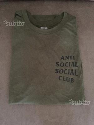 T Shirt Anti Social