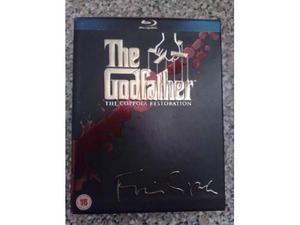 The Godfather - Il Padrino edizione restaurata in Blu Ray