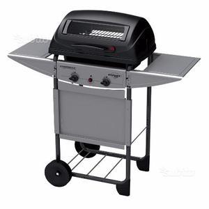 Barbecue a gas con Pietra lavica