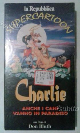 Cartoni animati in VHS