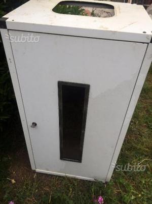 Box copri caldaia da esterno posot class for Copri caldaia esterna alluminio