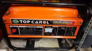 Generatore 220 v 2,3 kw 4 tempi top carol