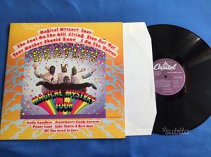 LP The Beatles MAGICAL MISTERY TOUR