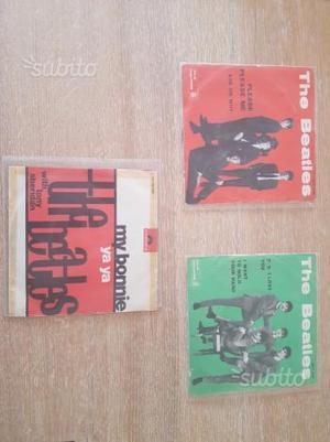The Beatles 45 giri originali