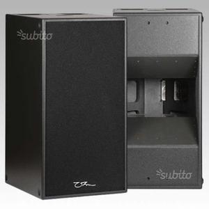 2 sub OHM BR218S.MADE IN ENGLAND