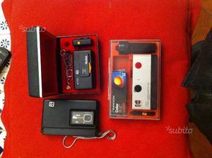 3 macchine fotografiche vintage