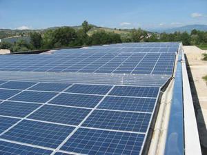 369 Pannelli Fotovoltaici Trina Solar 220Watt Usati Perfetti