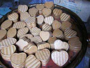39 stupende scatoline in legno