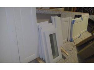 Cucina in muratura fine produzione ante posot class - Ante per cucina in muratura ...