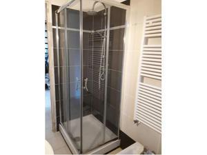 Kit per la doccia gessi serie goccia doccino posot class - Piatto doccia 70x85 ...