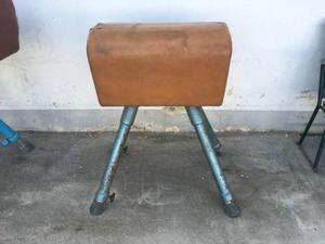 Cavallina da maneggio posot class for Altalena legno usata