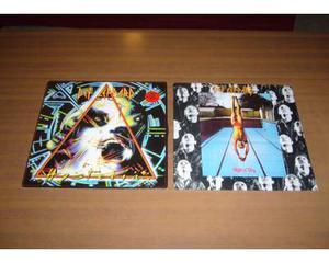 Def leppard - lotto 3 lp 33 giri originali