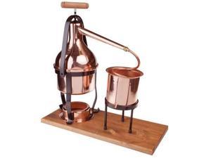 Distillatore in rame 3 litri