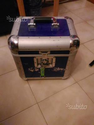 Flight case massiccio e professionale posot class - Porta dischi vinile ...