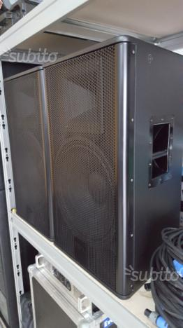 Impianto audio FBT Verve passivo w rms