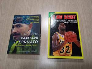 Libri su Pantani e Magic Johnson