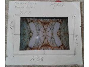 Alzata in marmo giallo siena posot class - Lastre di specchio ...