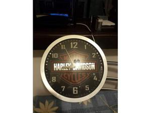 Orologio da parete harley-davidson