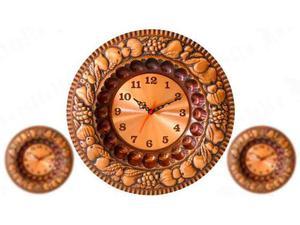 Orologio rame da parete