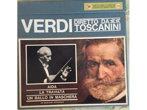 Raccolta Opere di Giuseppe Verdi - LP 33 giri