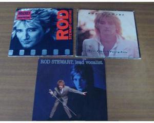 Rod stewart - stock lotto 3 lp 33 giri ex