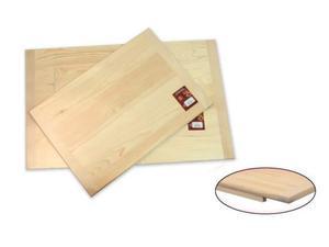 Tavola pasta legno cm. 80
