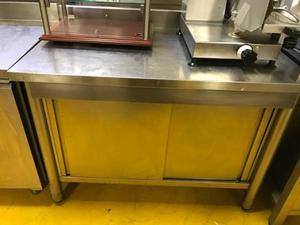 Tavolo da lavoro 240x160 cm tipo sartoria posot class - Tavoli per macchine da cucire ...