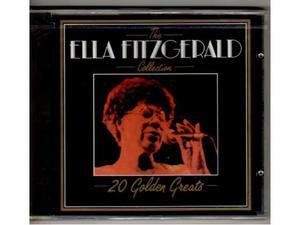 The Ella FITZGERALD Collection cd 1a STAMPA 87 Sigillato