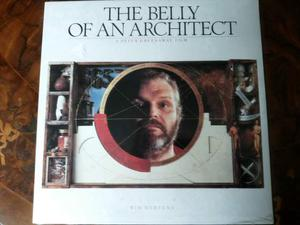 The belly of an architect lp ost  sigillato cgd hym