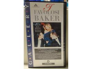 "VHS ""I Favolosi Baker"""