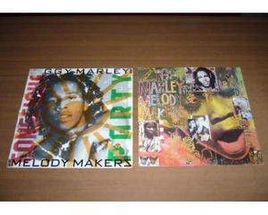 Ziggy marley - 2 lp 33 giri originali