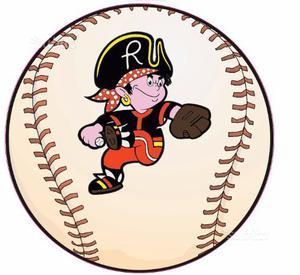 Adesivo pirata rimini baseball