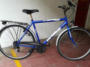 Bicicletta da uomo vendo (City Bike con cambio)