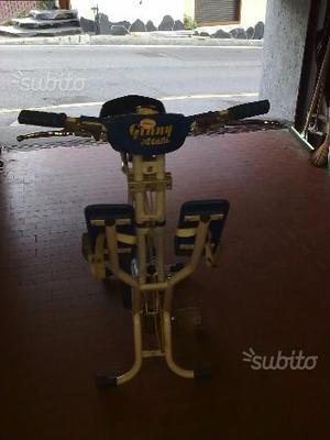 Cyclette Atala + Panca per addominali