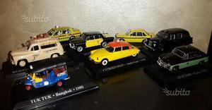 Modellini 1/43 I taxi del mondo De Agostini