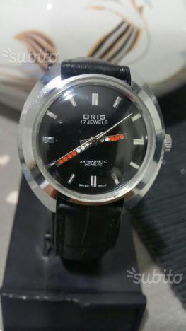 "Orologio ""ORIS"" Made in Swiss-OVERSIZE-"