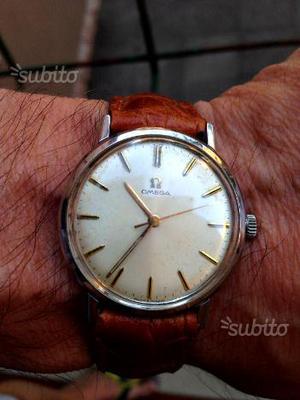 Orologio originale omega anni 50